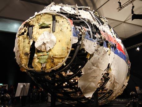 Вины Украины вкатастрофе рейса MH17 нет