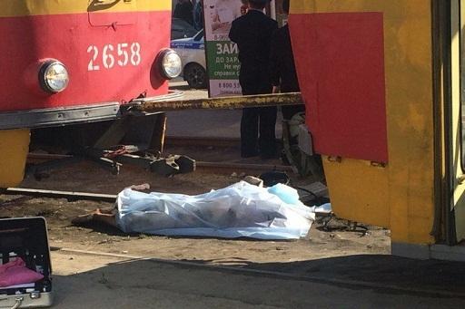 Восьмиклассница погибла, попавшись под трамвай вВолгограде