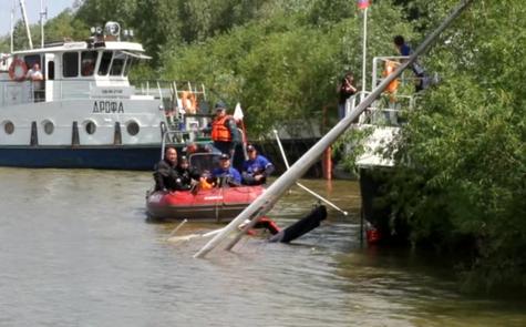 18-летнего рулевого омской яхты «Ольга» отправляют под суд