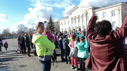 Массовая зарядка в Куйбышеве