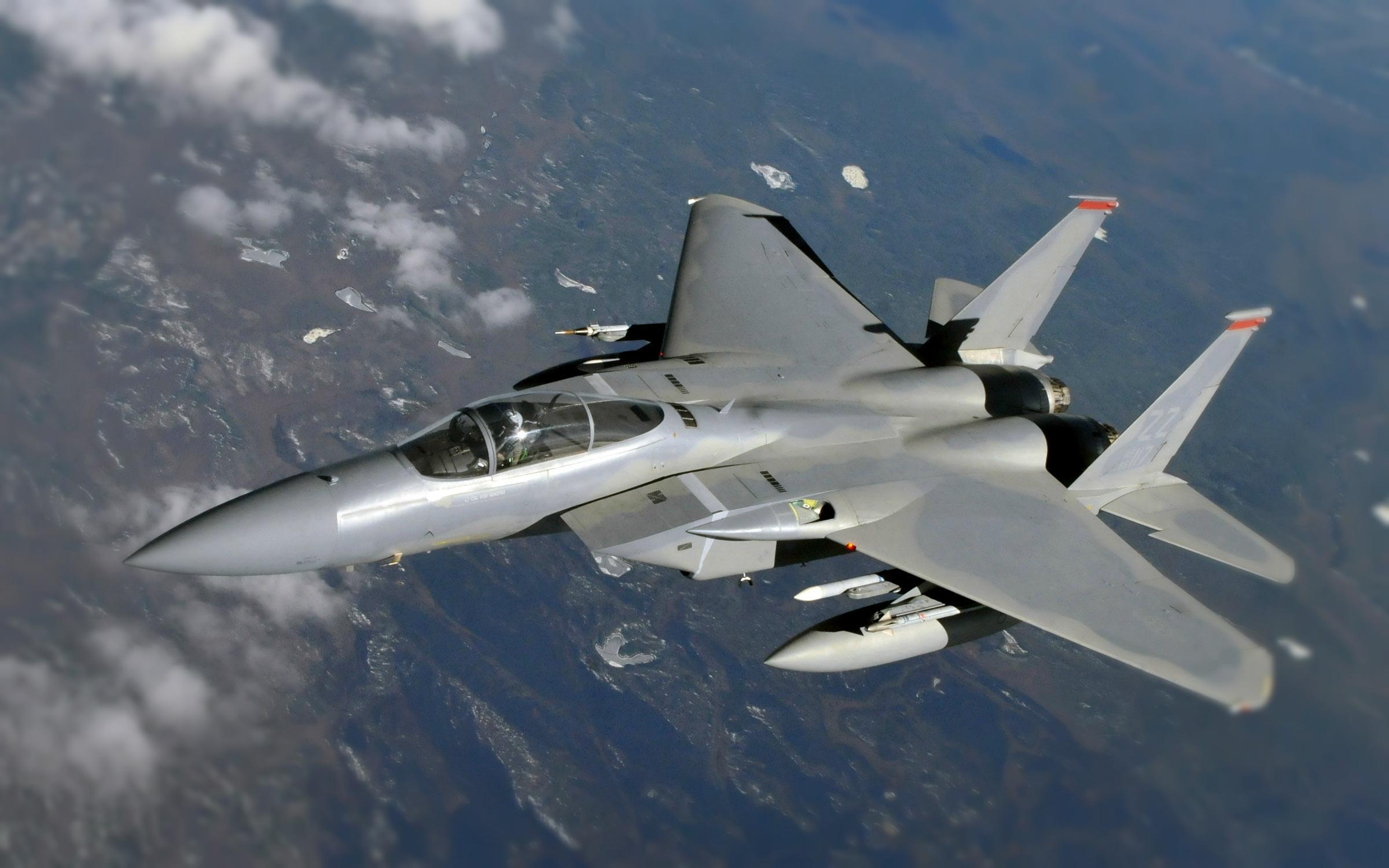 Макдоннел Дуглас орел F-15