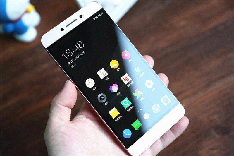 Смартфон фаблет LeEco Le 2s Pro   самый мощный в мире