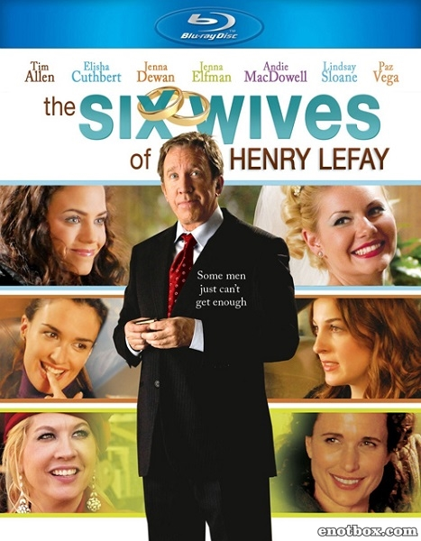 Шесть жен Генри Лефэя / The Six Wives of Henry Lefay (2009/BDRip/HDRip)