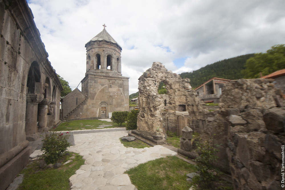 Грузия, монастырь Зарзма