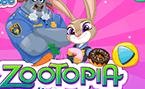 Зверополис на работе (Zootopia Job Slacking)