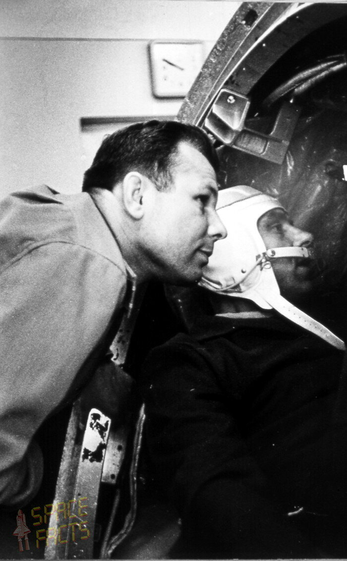 В августе 1966 года было принято решение, что Владимир Комаров будет пилотировать «Союз-1». Его дублёром назначили Юрия Гагарина