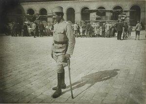 1915. Сербский инвалид