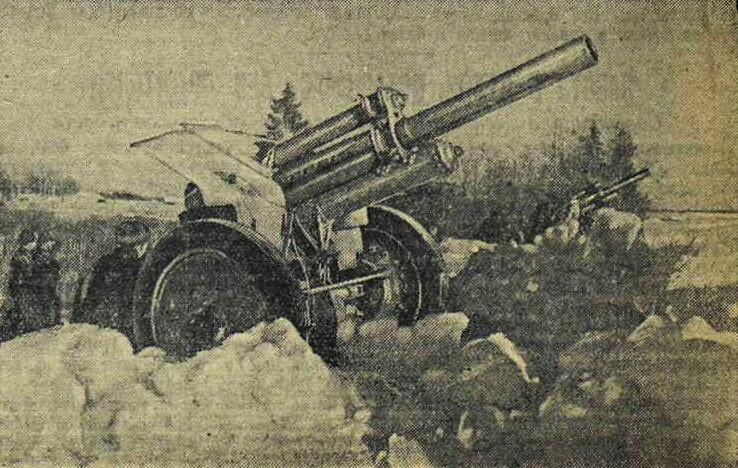 «Красная звезда», 19 февраля 1942 года, красноармеец ВОВ, Красная Армия, смерть немецким оккупантам