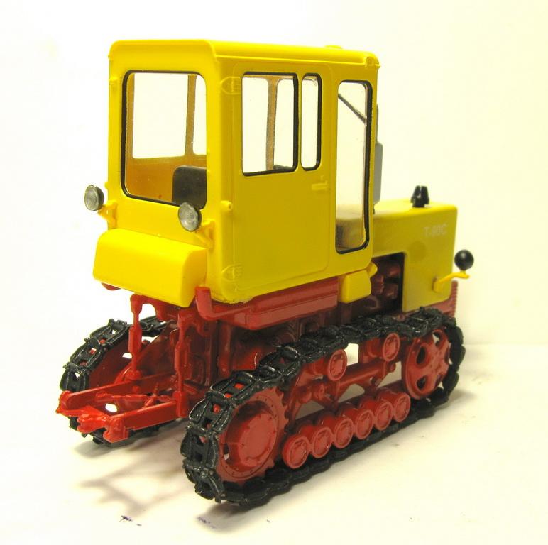 Тракторы №62 - Т-90С