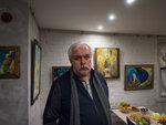 Выставка Юры Попова