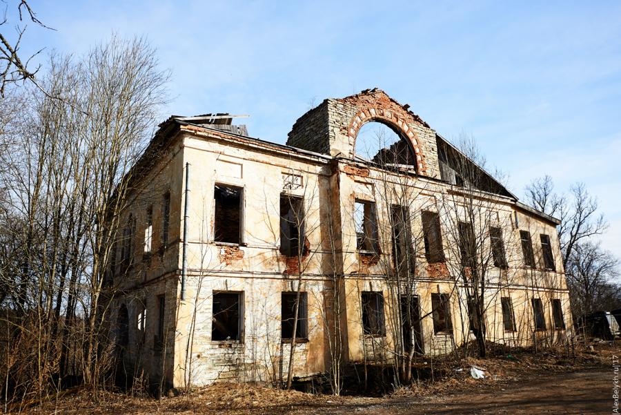 alexbelykh.ru, усадьба Лопухинка, имение Лопухинка