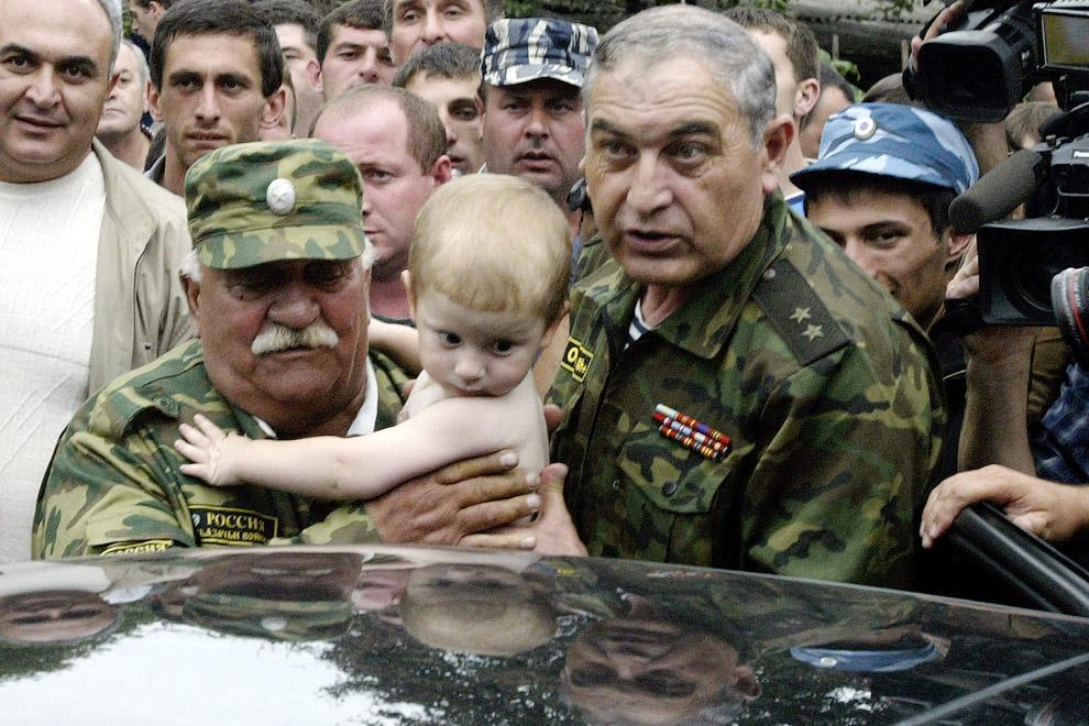 Фото детей беслан 2004