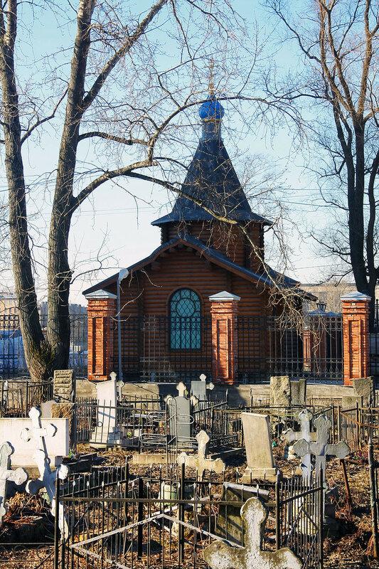 временный храм на период ремонта Церкви Троицы Живоначальной