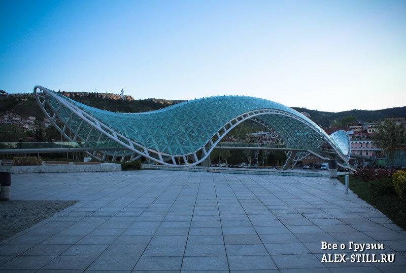 Проект моста разработал итальянский архитектор