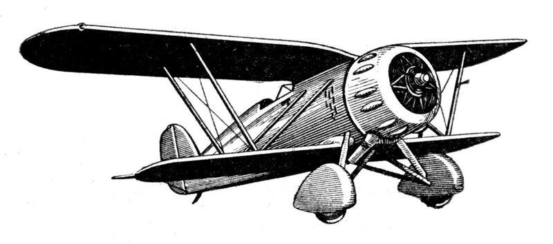 Силуэты итальянских самолетов (1939) 008
