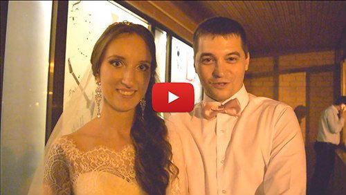 Ведущий на свадьбу,тамада в Волгограде - Павел Июльский. Проведение свадебного торжества Дмитрия и Анастасии