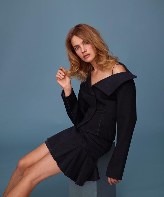 Наталья Водянова на двух обложках Harper's Bazaar