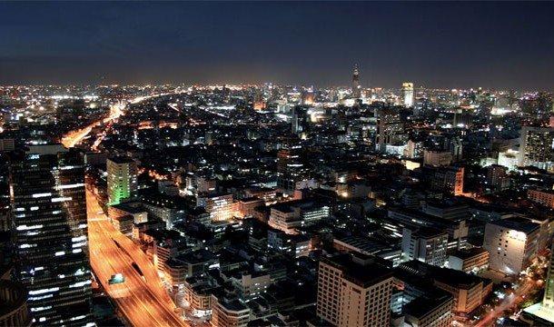 14. Siroco (Бангкок, Таиланд) Во время ужина на крыше небоскреба перед вами откроется потрясающий ви