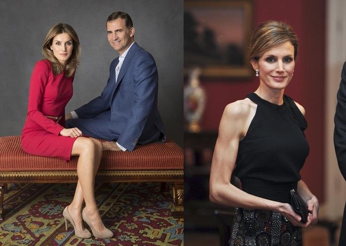 Летисия Ортис Рокасолано, королева Испании Принц Астурийский увидел свою будущую жену по телевизору.
