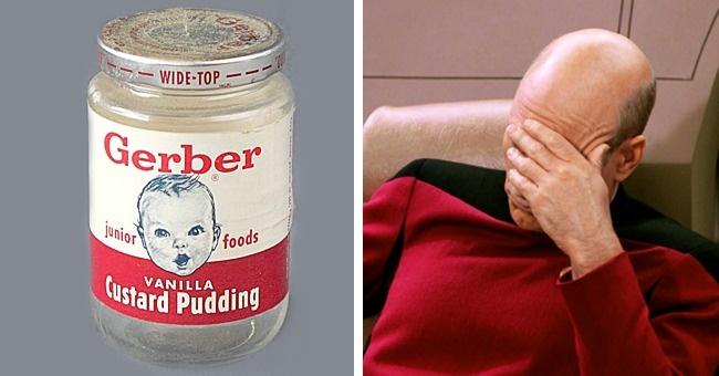 © nestlebaby  Тут речь уже обупаковке: производители детского питания Gerber начали поставлят