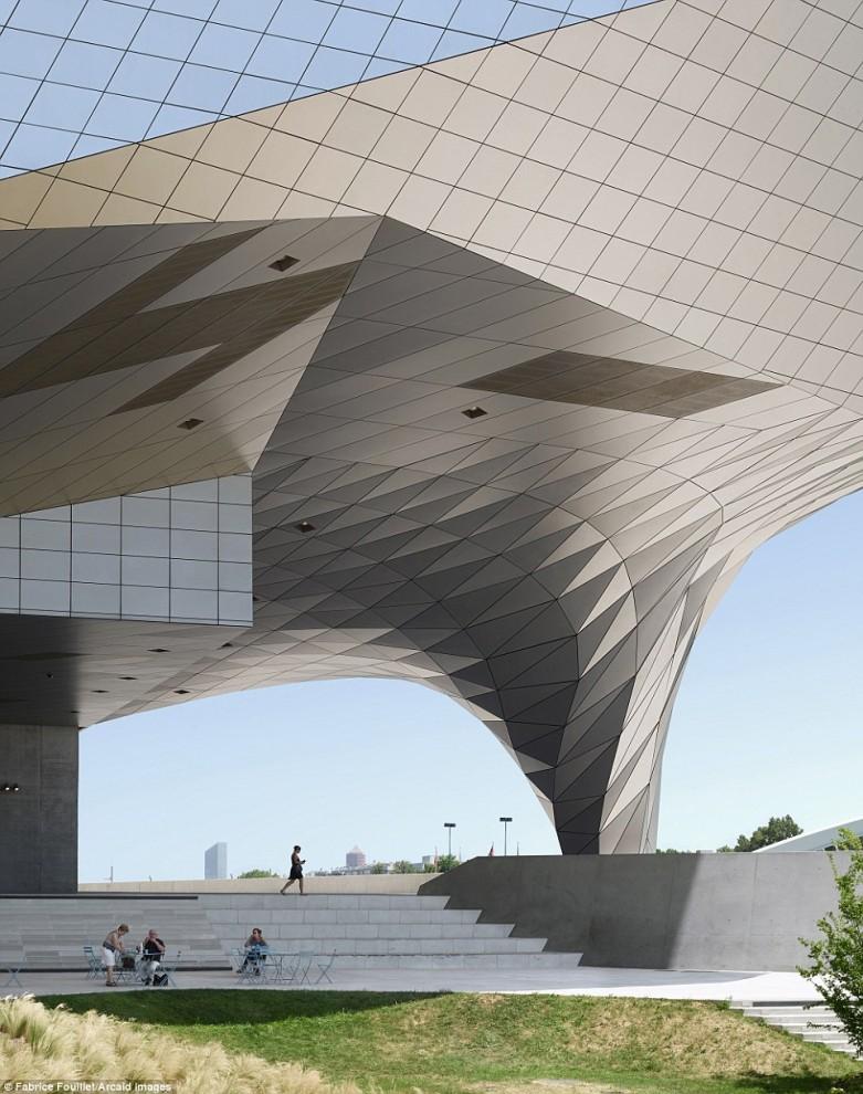 Лучшие работы конкурса архитектурной фотографии Arcaid Awards 2016