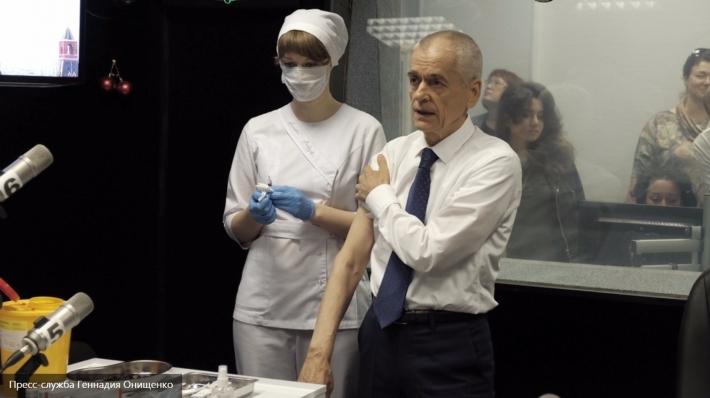 ВНовгородской области продолжается прививочная кампания против гриппа