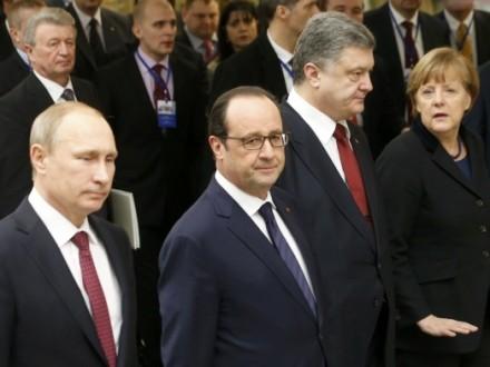 УПорошенко назвали пределы компромисса на«нормандских» переговорах вБерлине