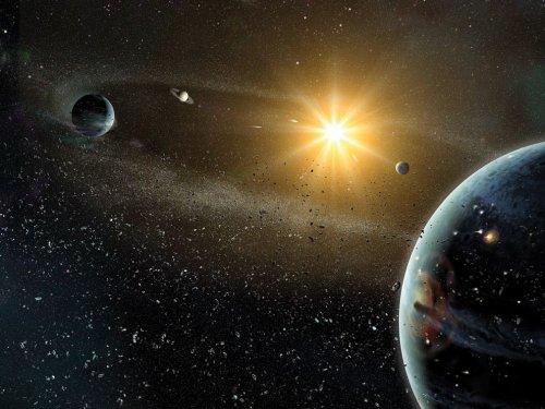 Суперземля потерялась вСолнечной системе— Ученые