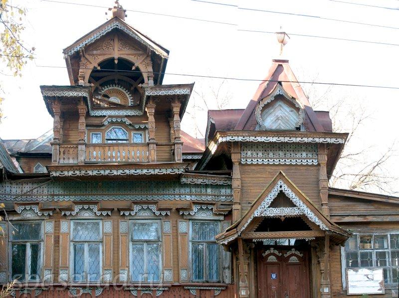 «Владимирреставрация» отреставрирует Дом купца Смирнова вНижнем Новгороде