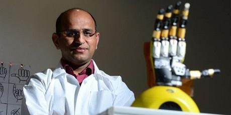 Учёным удалось сделать искусственную кожу стактильными чувствами