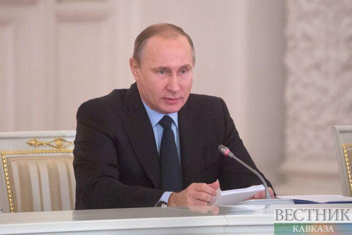 Путин поведал, чтобы онделал, очутившись водном душе сгеем