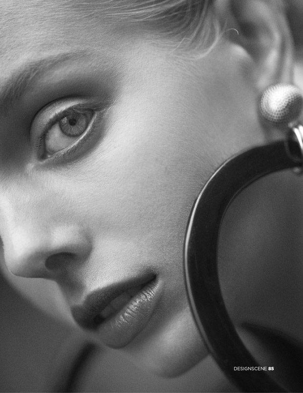 Model Alexandra Waterbury at Wilhelmina Models Photographer Arale Reartes Stylist Martina Arcucci St