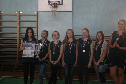 Школьный спорт.  Школьная баскетбольная лига «КЭС – баскет».