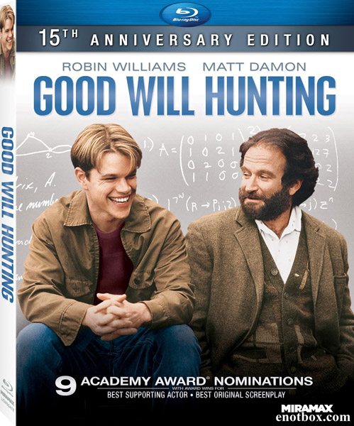 Умница Уилл Хантинг / Good Will Hunting (1997/BDRip/HDRip)