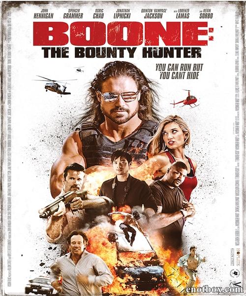 Бун: Охотник за головами / Boone: The Bounty Hunter (2017/WEB-DL/WEB-DLRip)