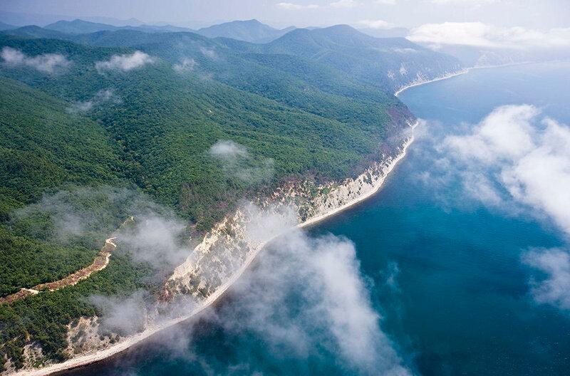 Черноморское побережье. Краснодарский край