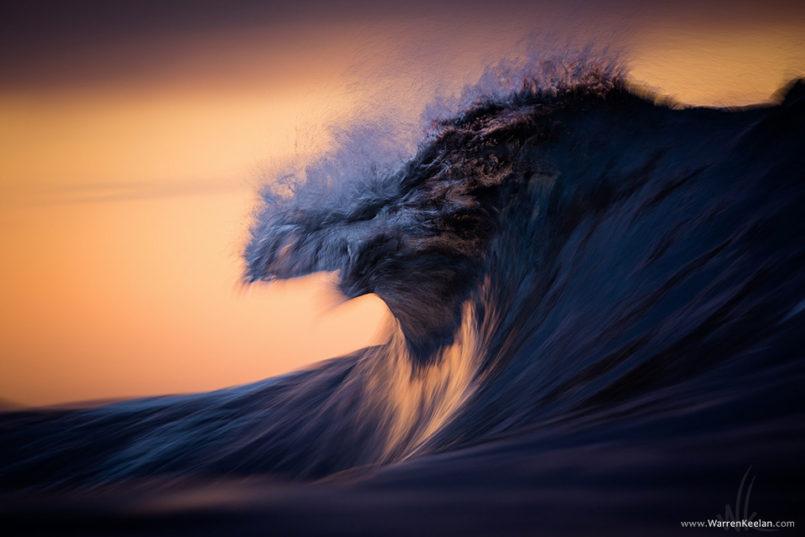 Majestic Waves: Photos by Warren Keelan