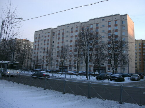 Пролетарская ул. 50к1
