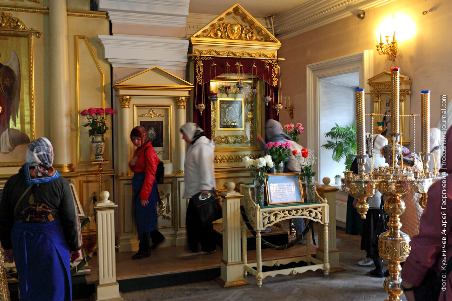 Казанская икона Божией Матери — чудотворная икона Богородицы, явившаяся в Казани в 1579 году.