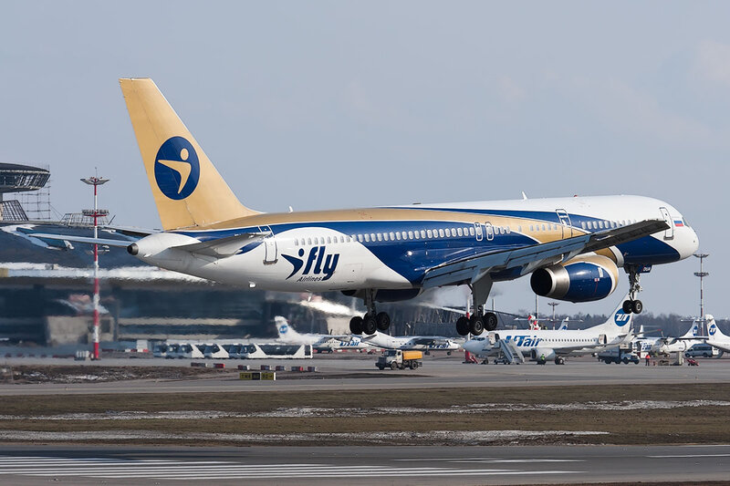 Boeing 757-256 (EI-DUA) iFly DSC_9733