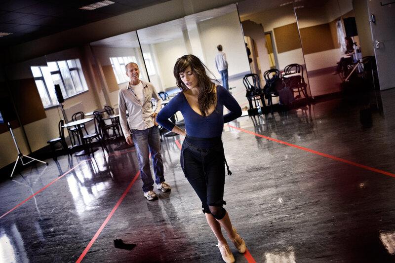 Пенелопа Крус (Penelope Cruz) февраль 2009