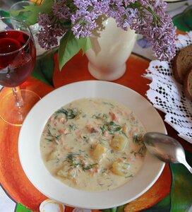 финский суп