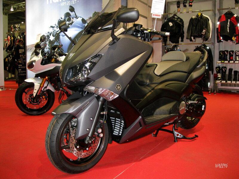 Максискутер Yamaha T-Max (АБС) 2012.