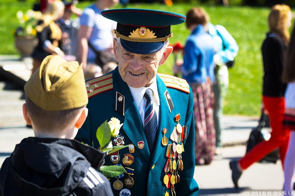 9 мая 2014 - День Победы