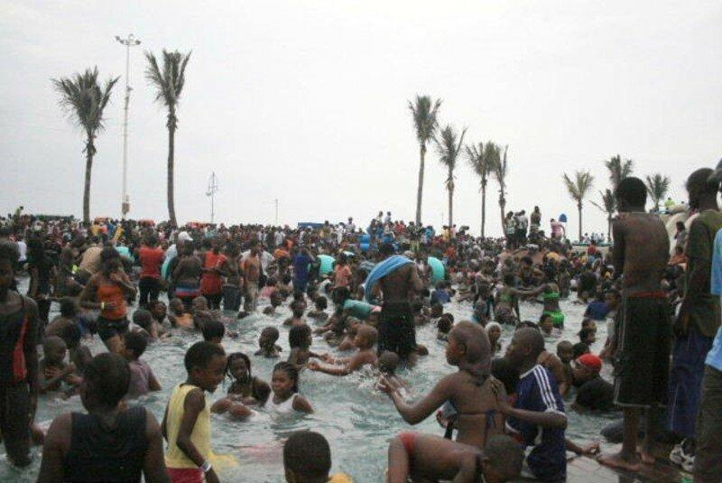 Как изменились пляжи Южной Африки за 40 лет