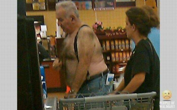 Среднестатистические американцы: люди из супермаркетов