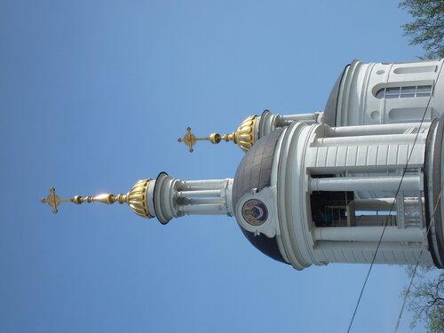 Церковь Влахернской иконы Божией Матери в Кузьминках,1759–1774 гг.