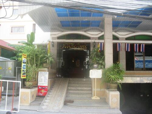 Отели Паттайи