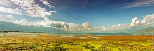 озеро Эр-Хай, провинция Юньнань, Китай