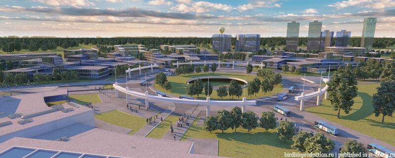 Проект Гагарин-Центр Самара